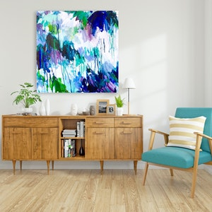 (CreativeWork) TRADE WINDS by Karen M. Andersen. acrylic-painting. Shop online at Bluethumb.