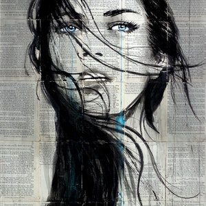 (CreativeWork) APACHE by loui jover. drawing. Shop online at Bluethumb.