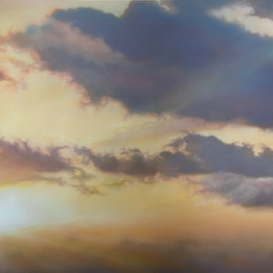 (CreativeWork) To Pause With The Sun by David Tracey. arcylic-painting. Shop online at Bluethumb.