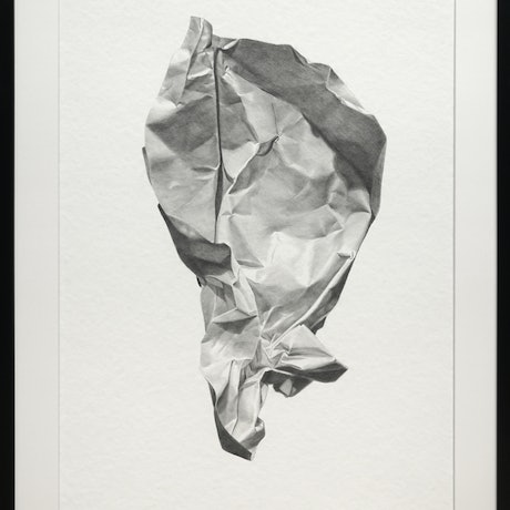 (CreativeWork) Paper on Paper #3 by Daevid Anderson. Drawings. Shop online at Bluethumb.