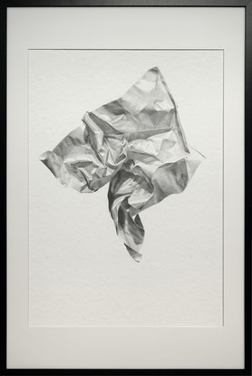 (CreativeWork) Paper on Paper #4 by Daevid Anderson. Drawings. Shop online at Bluethumb.