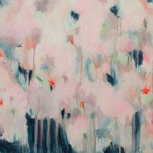 (CreativeWork) Blossom Time by Brenda Meynell. arcylic-painting. Shop online at Bluethumb.