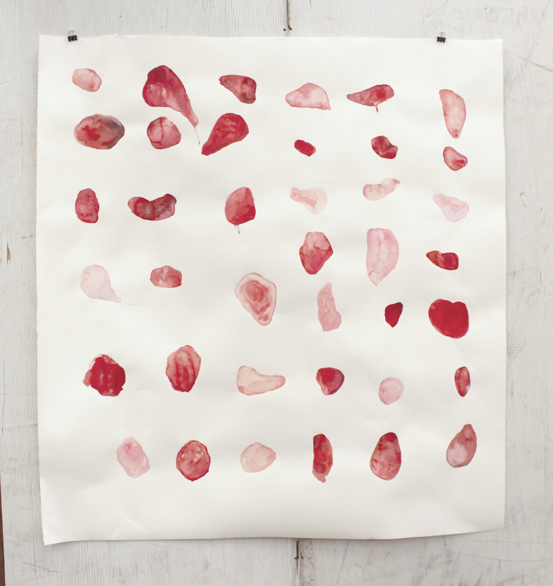 (CreativeWork) Meat Painting by Jacqueline Mcleish. #<Filter:0x00007f1f77058de8>. Shop online at Bluethumb.