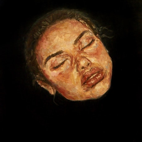 (CreativeWork) Ignorance is Bliss by Victoria ter Kuile. Oil Paint. Shop online at Bluethumb.