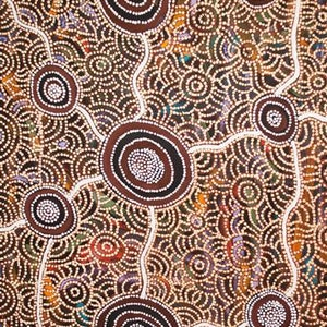 (CreativeWork) Rockholes & Spinifex (18-124) by Ethel (Narelle) Holland. #<Filter:0x00007f6e706b7ed0>. Shop online at Bluethumb.