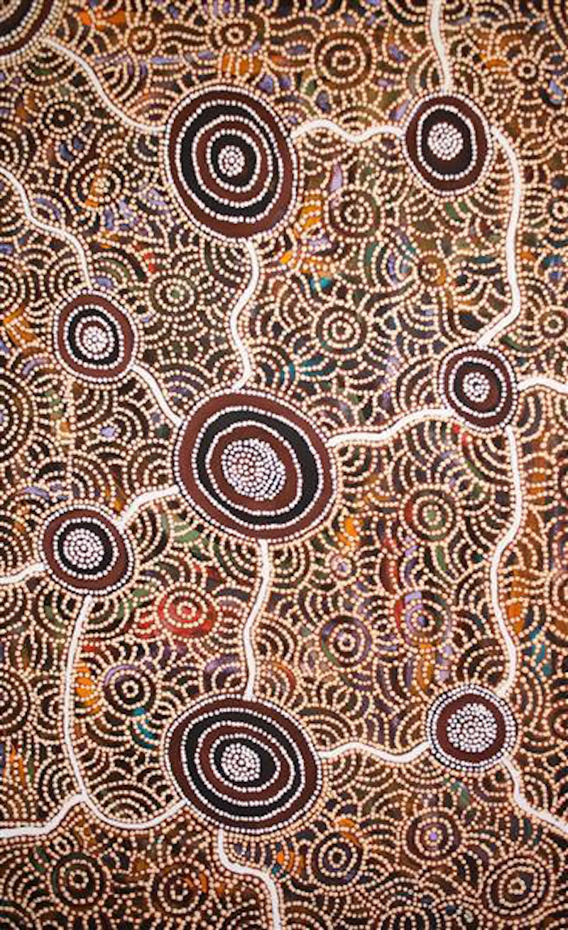 (CreativeWork) Rockholes & Spinifex (18-124) by Ethel (Narelle) Holland. #<Filter:0x000055c8c9ce9fb8>. Shop online at Bluethumb.