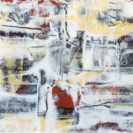 (CreativeWork) Recollection of Land by Donna Louise Fletcher. Acrylic Paint. Shop online at Bluethumb.