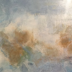 (CreativeWork) In the Clouds by Patricia Galloway. arcylic-painting. Shop online at Bluethumb.