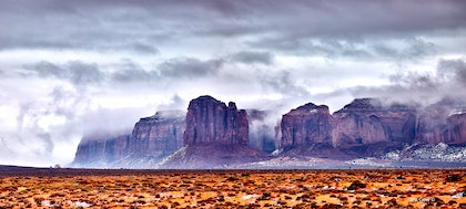 (CreativeWork) Cool Kayenta by Jim Gow. photograph. Shop online at Bluethumb.