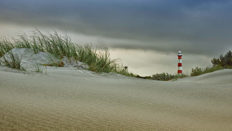(CreativeWork) Point Moore Lighthouse by Jim Gow. photograph. Shop online at Bluethumb.