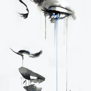 (CreativeWork) AROUND by loui jover. arcylic-painting. Shop online at Bluethumb.