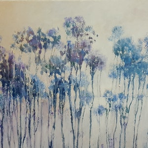(CreativeWork) Washed Out by Helen Miles. arcylic-painting. Shop online at Bluethumb.