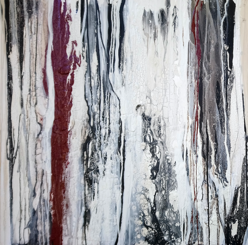 (CreativeWork) Essential by William Holt. arcylic-painting. Shop online at Bluethumb.