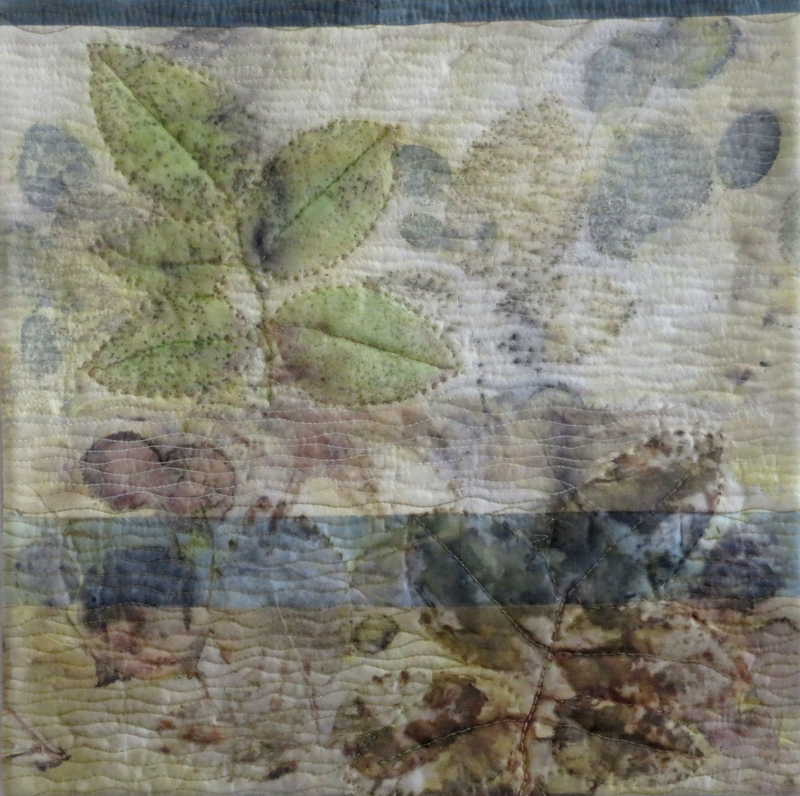 (CreativeWork) Autumn Leaf Series - Rose by Carolyn Collins. other-media. Shop online at Bluethumb.