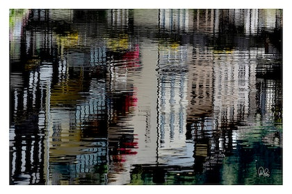 (CreativeWork) P 041 Reflections by Peter Henning. photograph. Shop online at Bluethumb.