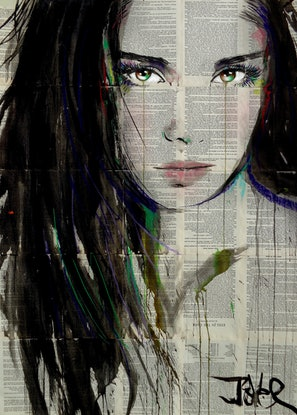 (CreativeWork) SEPTEMBER by loui jover. #<Filter:0x00007fc1f81a8d78>. Shop online at Bluethumb.
