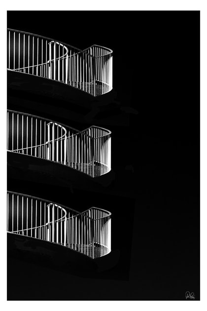(CreativeWork) P 045 Stairway to Heaven by Peter Henning. photograph. Shop online at Bluethumb.