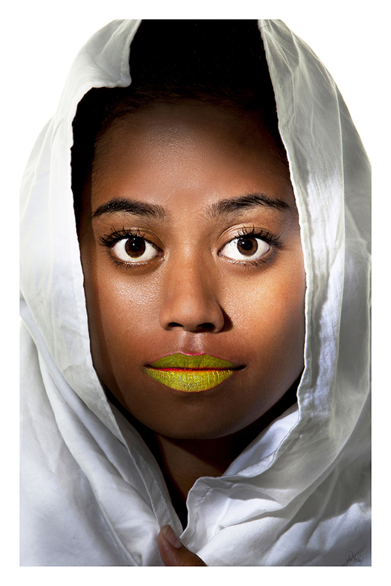 (CreativeWork) P 038 .Island girl by Peter Henning. photograph. Shop online at Bluethumb.