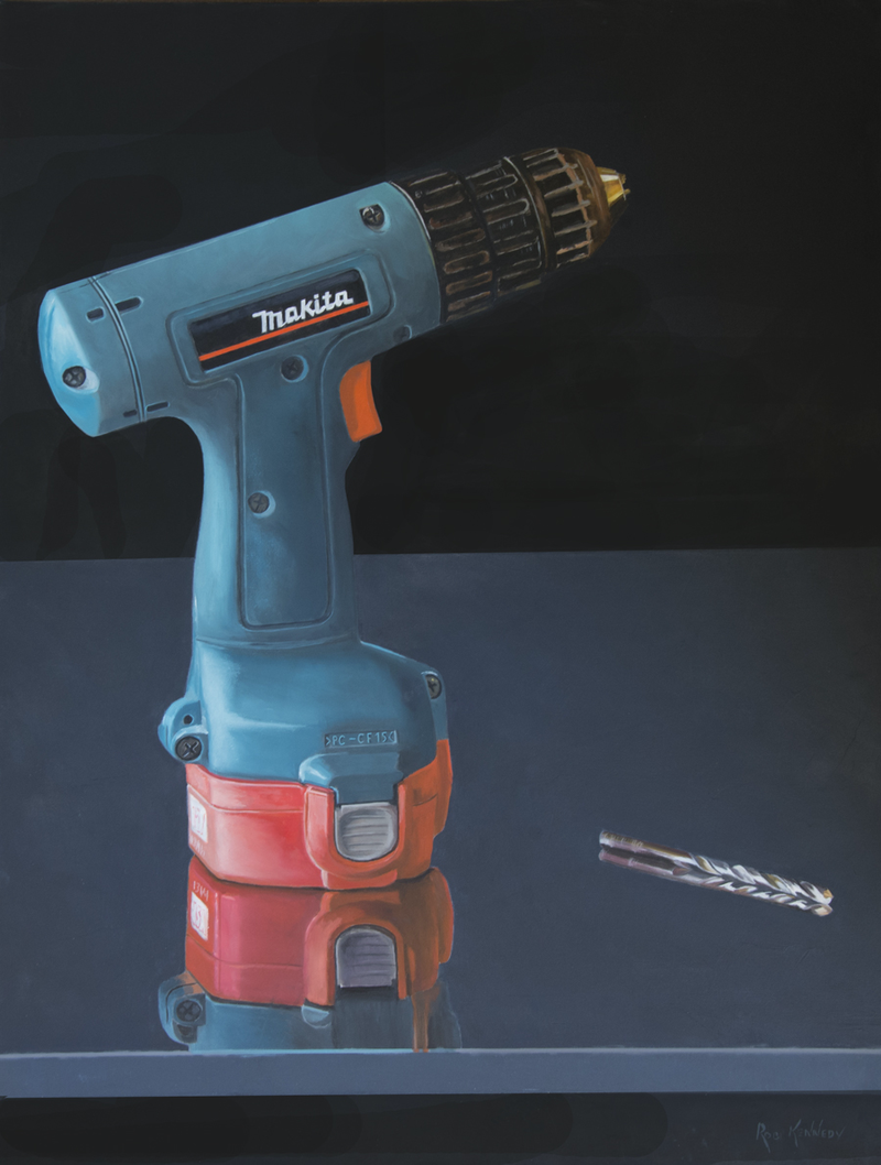 (CreativeWork) Print - Makita Cordless Ed. 7 of 80 by Rob Kennedy. Print. Shop online at Bluethumb.