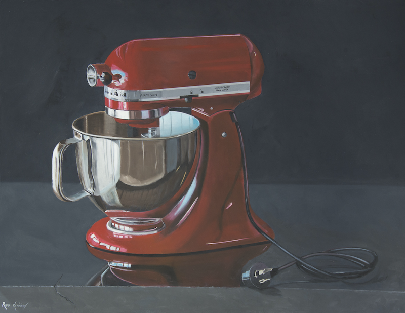 (CreativeWork) Print - Kitchen Aid Ed. 5 of 80 by Rob Kennedy. Print. Shop online at Bluethumb.