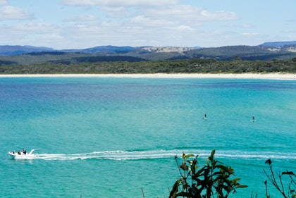 (CreativeWork) Merimbula Bar by Stephanie Tuckfield. photograph. Shop online at Bluethumb.