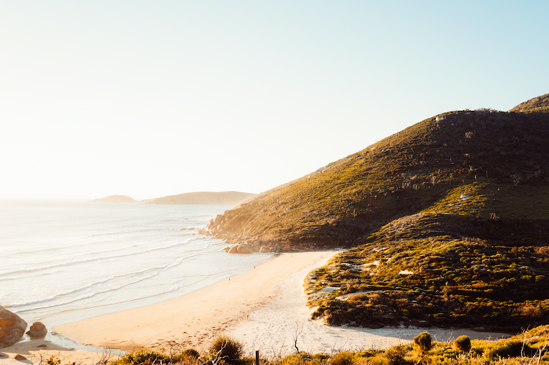 (CreativeWork) Whisky Bay by Sophie Rogers. photograph. Shop online at Bluethumb.