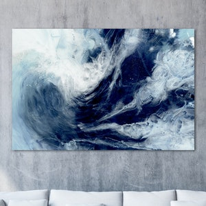 (CreativeWork) Boro 5 Tornado. Abstract Print. ACRYLIC Limited Edition Print | Antuanelle Ed. 1 of 25 by MARIE ANTUANELLE. print. Shop online at Bluethumb.