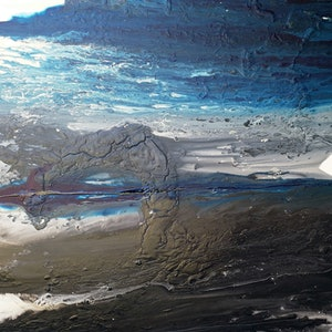 (CreativeWork) Tempest by William Holt. arcylic-painting. Shop online at Bluethumb.