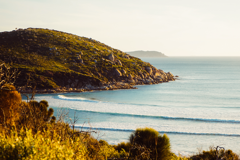 (CreativeWork) Picnic Bay by Sophie Rogers. photograph. Shop online at Bluethumb.