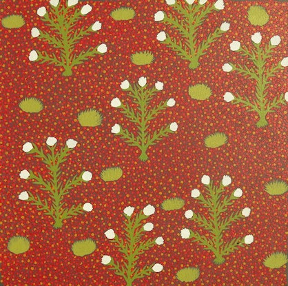 (CreativeWork) my mother's country 255-13 by Beverly Pula Luck. Acrylic Paint. Shop online at Bluethumb.