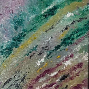 (CreativeWork) Dreaming by Mari Anthi. oil-painting. Shop online at Bluethumb.