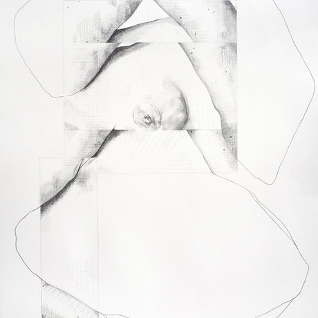 (CreativeWork) Abstractions (sustenance) *SALE* by Kara Mandel. Drawings. Shop online at Bluethumb.