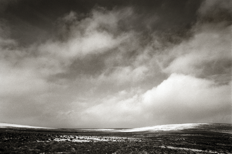 (CreativeWork) The moor, Dartmoor in winter, UK,  DM009 Ed. 33 of 200 by Simon Greetham. Photograph. Shop online at Bluethumb.