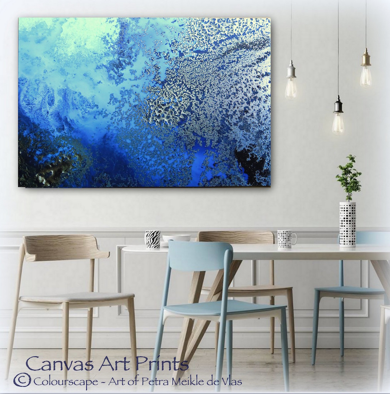 """(CreativeWork) Canvas Print """"Into the Light"""" Ed. 1 of 25 by Petra Meikle de Vlas. print. Shop online at Bluethumb."""