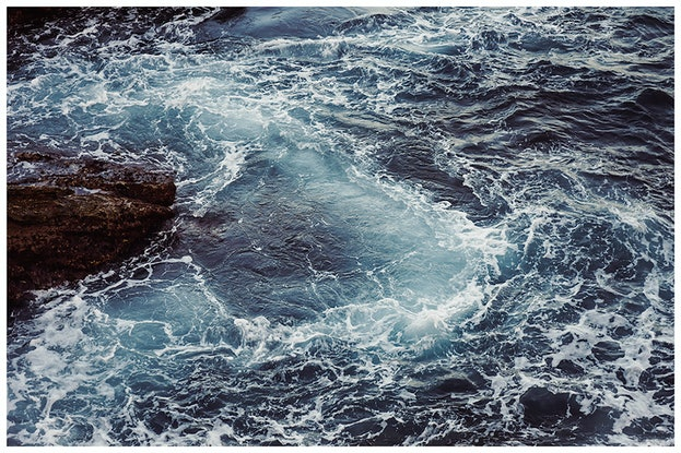(CreativeWork) Rough Seas by Sophie Rogers. Photograph. Shop online at Bluethumb.