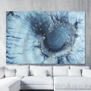 (CreativeWork) Beyond Grey Neutral Reef Artwork. ACRYLIC Limited Edition Print | Antuanelle Ed. 1 of 25 by MARIE ANTUANELLE. print. Shop online at Bluethumb.