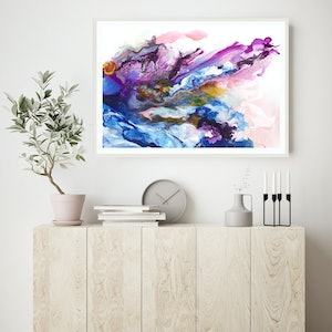 (CreativeWork) TREASURE | Limited Edition Print by Michelle Drougas. #<Filter:0x00007fb460abb1e0>. Shop online at Bluethumb.