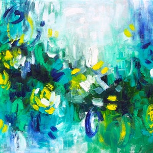 (CreativeWork) Peace by Belinda Nadwie. oil-painting. Shop online at Bluethumb.