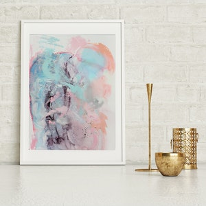 (CreativeWork) Reflection II  by Michelle Drougas. mixed-media. Shop online at Bluethumb.