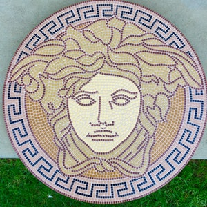 (CreativeWork) Versace Medusa by Imad Muraywed. other-media. Shop online at Bluethumb.