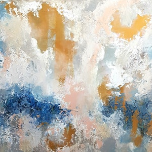 (CreativeWork) Soulful by Emily Lauro. arcylic-painting. Shop online at Bluethumb.