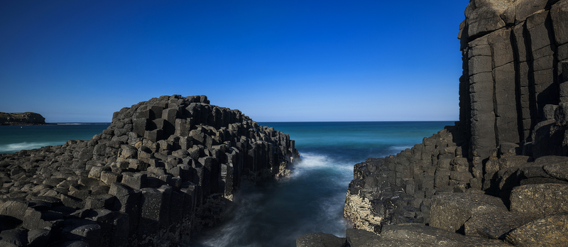 (CreativeWork) Fingal Head  by Piers Buxton. photograph. Shop online at Bluethumb.