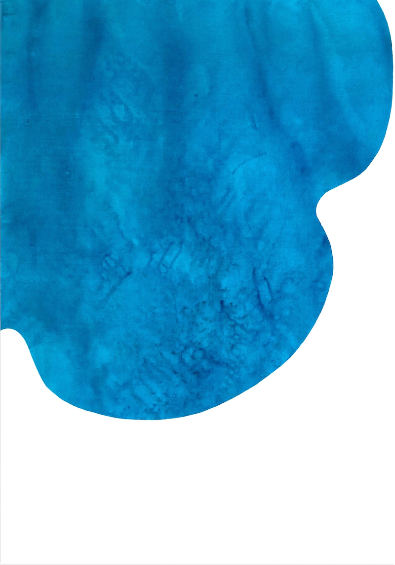 (CreativeWork) Untitled #43 by Melinda Blair Paterson. arcylic-painting. Shop online at Bluethumb.
