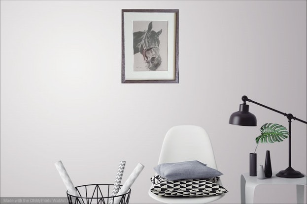 (CreativeWork) Ed by Helen Saigal. Drawings. Shop online at Bluethumb.