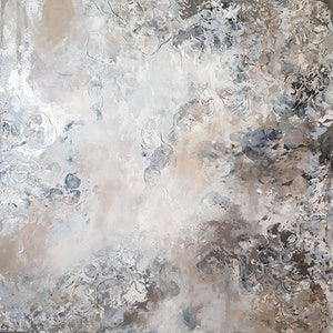 (CreativeWork) Serenity  by Emily Lauro. arcylic-painting. Shop online at Bluethumb.