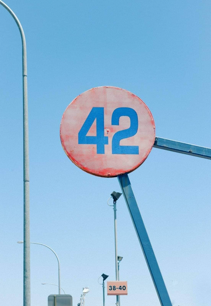 (CreativeWork) 42 Ed. 1 of 1 by Alex Frayne. Photograph. Shop online at Bluethumb.