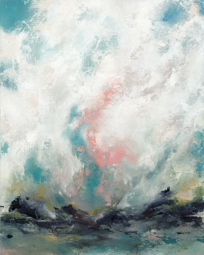 (CreativeWork) Cloudburst - Limited Edition Giclee Print  Ed. 2 of 250 by Lamice Ali. Print. Shop online at Bluethumb.