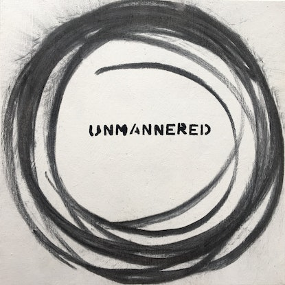 (CreativeWork) unmannered by Kitty Berton. Acrylic Paint. Shop online at Bluethumb.