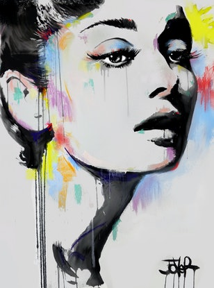 (CreativeWork) THE CLASSIC by loui jover. Mixed Media. Shop online at Bluethumb.