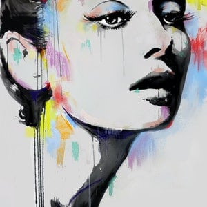 (CreativeWork) THE CLASSIC by loui jover. mixed-media. Shop online at Bluethumb.